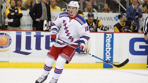 F J.T. Miller, New York Rangers