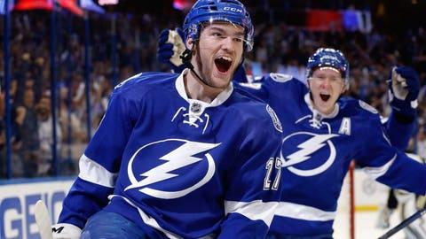F Jonathan Drouin, Tampa Bay Lightning