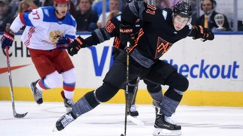 F Dylan Larkin, Detroit Red Wings