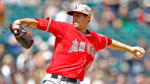 Welcome back, Skaggs