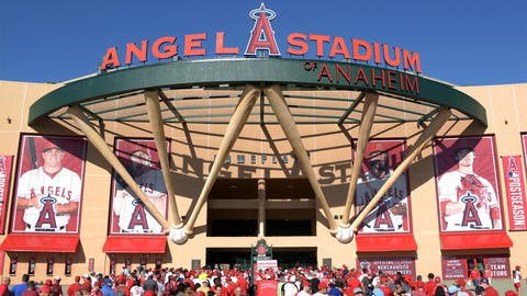 Angels groundskeeping crew a hard-working and generous bunch of employees
