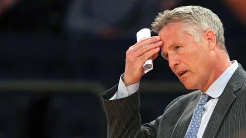 Philadelphia 76ers: Brett Brown, coach