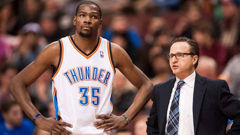 Scott Brooks - Oklahoma City Thunder