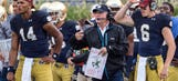 Brian Kelly talks lessons from five years as Notre Dame football coach