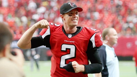 Falcons QB Matt Ryan, $20.75 million