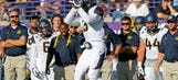 WATCH: Cal's Maurice Harris makes amazing one-hand catch vs. Air Force