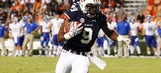 Robinson currently third on Auburn's running back depth chart