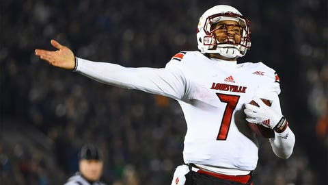 8. Reggie Bonnafon, So., Louisville Cardinals