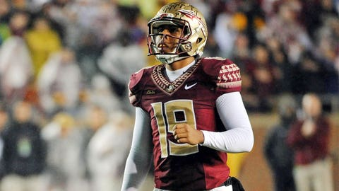 K: Roberto Aguayo, FSU (2nd: Brad Craddock, Maryland)