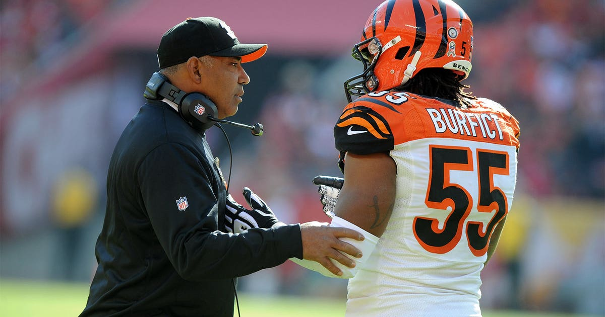 8c02a08a8 Bengals taking their time with Burfict | FOX Sports