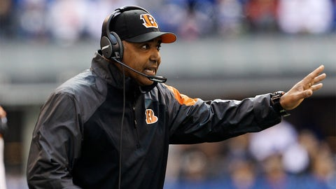 Marvin Lewis - 11