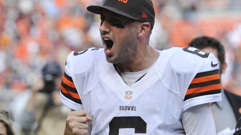 22. Cleveland Browns