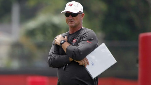 New offensive coordinator