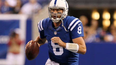 Colts QB Matt Hasselbeck, $3 million