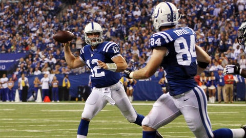 15. Indianapolis Colts