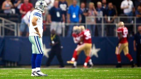 27. Dallas Cowboys