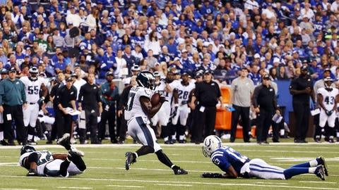 Safety: Malcolm Jenkins, Philadelphia Eagles