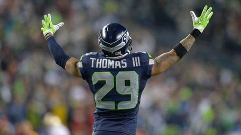 Philadelphia Eagles at Seattle Seahawks, 4:25 p.m. CBS (715)