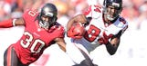 Roddy White gets knee drained, but doesn't see it as a major issue