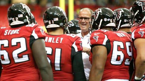 26. Atlanta Falcons