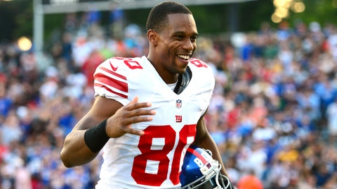 New York Giants: Victor Cruz, WR