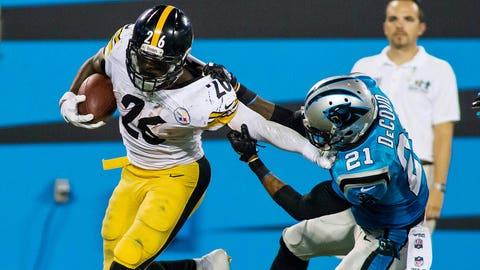 12. Carolina Panthers