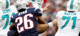 Logan Ryan makes diving interception to seal victory for Patriots