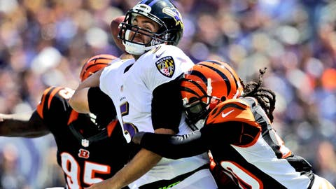 17. Baltimore Ravens