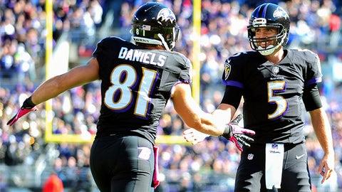 8. Baltimore Ravens