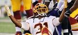 Redskins safety Brandon Meriweather suspended 2 games