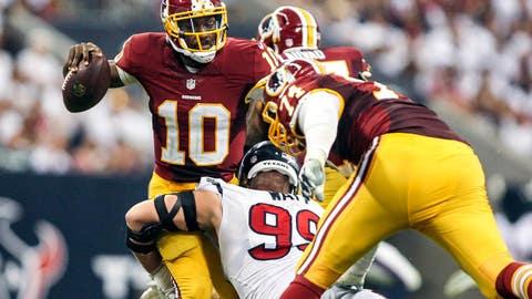28. Washington Redskins