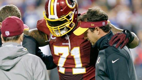 Trent Williams, OT, Redskins