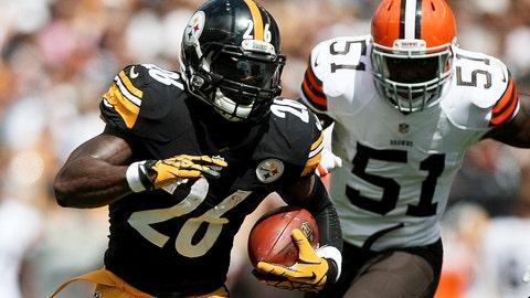 15. Pittsburgh Steelers