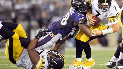 12. Baltimore Ravens