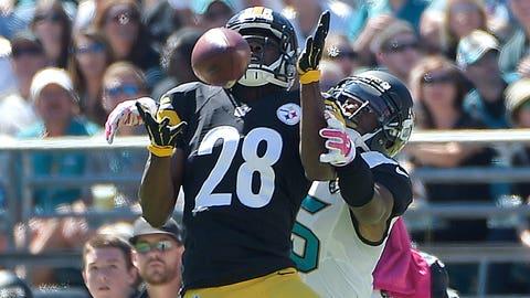 Cortez Allen, Pittsburgh Steelers