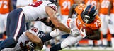 Broncos' Hillman, Webster fell ill at Dallas