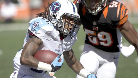 27. Tennessee Titans