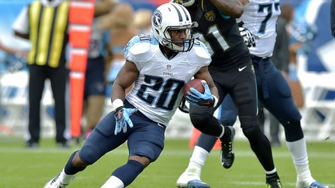 Tennessee Titans at Washington Redskins