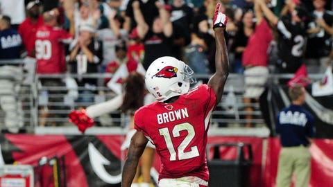 Arizona Cardinals: John Brown