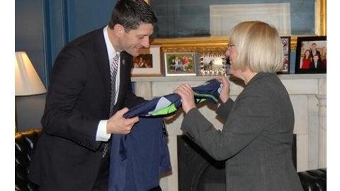 Paul Ryan/Patty Murray