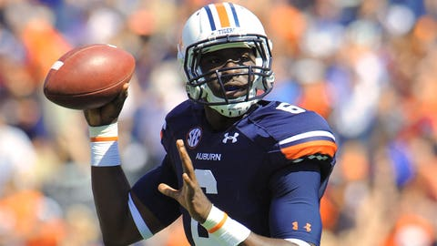 Jeremy Johnson (QB) — Auburn Tigers