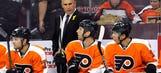Flyers fire head coach Berube after two seasons