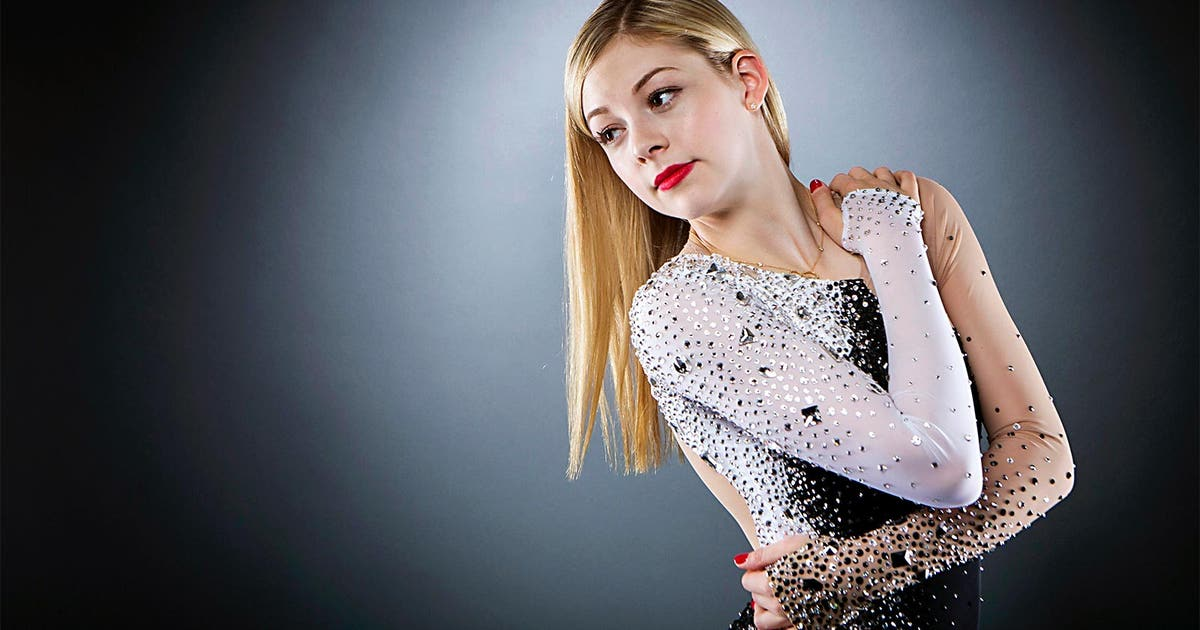 Gracie Gold Preps For Pressure Of First Olympics Fox Sports