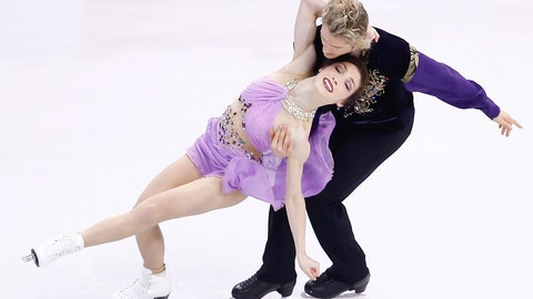 Power couple: Meryl Davis and Charlie White