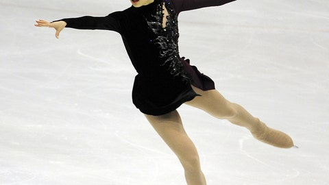 Defending golden girl: Yuna Kim