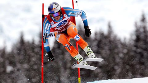 Aksel Lund Svindal (Norway) — Alpine Skiing