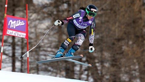 USA's Leanne Smith aims higher