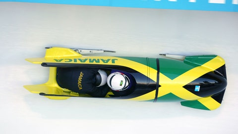 The Jamaican Bobsled Team