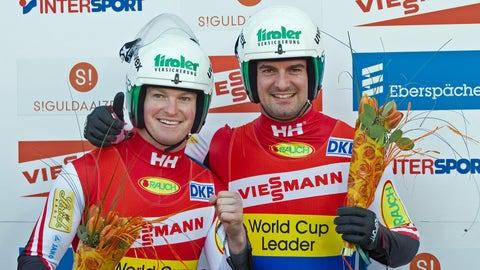 Andreas and Wolfgang Linger