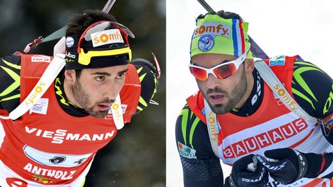 Martin and Simon Fourcade